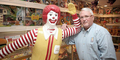Mike Fountaine, Kolektor 75.000 Mainan McDonald's