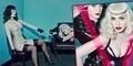 Pose Seksi Katy Perry dan Madonna di V Magazine