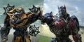 Poster Transformers: Age of Extinction Bentuk Baru Optimus Prime dan Bumblebee