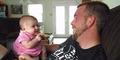 Video: Lucunya, Bayi 2 Bulan Bilang I Love You