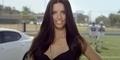 Adriana Lima Tampil Seksi di Iklan KIA Piala Dunia 2014