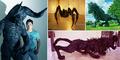 Yong Ho Ji Sulap Ban Bekas jadi Karya Seni Luar Biasa