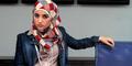 Gaya Hijab Kasual Walikota Termuda di Palestina, Bashaer Othman