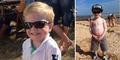 Harry Beardsell, Bocah 6 Tahun ini Harus Pakai Kacamata Hitam Jika di Luar Rumah