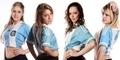 Model Seksi Barcelona Berseragam Argentina