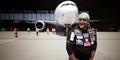 Rekor Dunia, Franz Muellner Mampu Tarik Pesawat Boeing 777