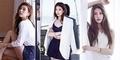 Pose Cantik Suzy Miss A di Majalah Cosmopolitan