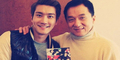 Siwon Super Junior Adu Akting dengan Jackie Chan di Dragon Blade