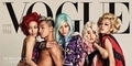 Taeyang Big Bang Topless Bareng 4 Model Seksi di Vogue