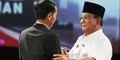 Video Insiden Prabowo Tolak Cium Pipi Jokowi Jadi Perbincangan Heboh