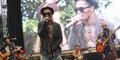 Dukung Jokowi, Slank Rilis Lagu 'Salam 2 Jari'