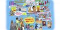 Video Revolusi Mental Jokowi Dalam Bentuk Karikatur