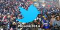 Follow 11 Akun Twitter Info Mudik 2014