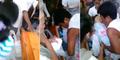 Bayi di Filipina Hidup Lagi Saat Akan Dimakamkan