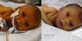 Pria ini Minta Bantuan di Internet untuk Editkan Foto Bayinya yang Meninggal