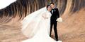Foto Pernikahan Romantis Vivian Hsu - Sean Lee di Bali