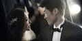 Foto Pre-Wedding Romantis Park Ji Sung-Kim Min Ji