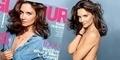 Katie Holmes Topless di Majalah Glamour