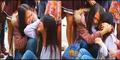Lucunya Melody dan Nabilah JKT48 Kejedot Secara Beruntun di Jepang