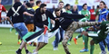 Massa Pro-Palestina Serang Pemain Bola Israel