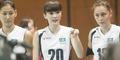 Sabina Altynbekova Ikut Turnamen Voli Proliga Indonesia