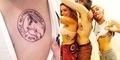 Tato Baru di Bawah Payudara Kiri Miley Cyrus