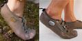 Pronativ, Sepatu Unik dari Rantai Besi