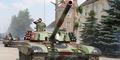 Tank Terbalik Menewaskan 2 Tentara Malaysia