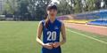 Aksi Ice Bucket Challenge Si Cantik Sabina Altynbekova