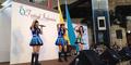 Aksi JKT48 Goyang Caesar di Jepang