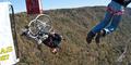 Aksi Nekat Pria Amerika Terjun Payung dengan Kursi Roda
