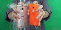 Ice Bucket Challenge Lumia 930 dan HTC One M8
