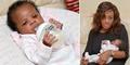 Bayi Usia 2 Minggu ini Pegang Botol Dot Sendiri