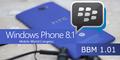 Download BBM Versi Final untuk Windows Phone