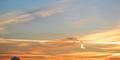 Cahaya Aneh di Langit Hebohkan Warga Sri Lanka
