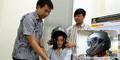 Ciptakan Helm Anti Kantuk, 2 Mahasiswa Ubaya Peroleh Medali Emas di Malaysia