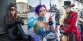 Cosplay Terbaik di London Super Comic Con 2014