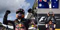 Daniel Ricciardo Juara  F1 2014 GP Belgia, Berikut Hasil Lengkapnya