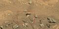 Ditemukan Benda Mirip 'Tulang Paha' di Mars, Bukti Adanya Alien?