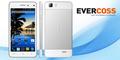 Evercoss A7R, Smartphone Quad Core Harga Rp 1,2 Juta