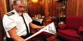 Fans Berat Titanic, Kakek 62 Tahun Bangun Replika Kabin Seukuran Aslinya