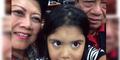 Foto Selfie Presiden SBY - Ibu Ani Bareng Cucu