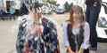 Superman dan Lois Lane Ditantang Ice Bucket Challenge