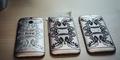 HTC One M8 Edisi Tato Nyentrik, Hanya Diproduksi 64 Buah