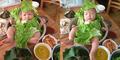 Imut, 'Salad Bayi' Buatan Tiongkok