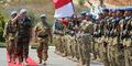 Pasukan Penjaga Perdamaian dari Indonesia Siap ke Gaza