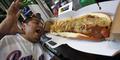 The Dragon Dog, Hot Dog Termahal di Dunia Rp 1 Juta