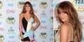 Lea Michele Tampil Seksi di Teen Choice Awards 2014