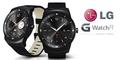 LG G Watch R, Smartwatch Layar Bulat
