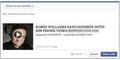 Malware Facebook Terbaru: Video Perpisahan Robin Williams Jelang Kematian